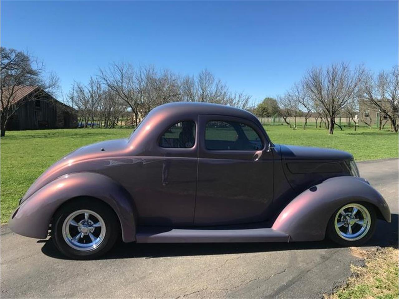 Large Picture of Classic '37 Coupe - PO6E