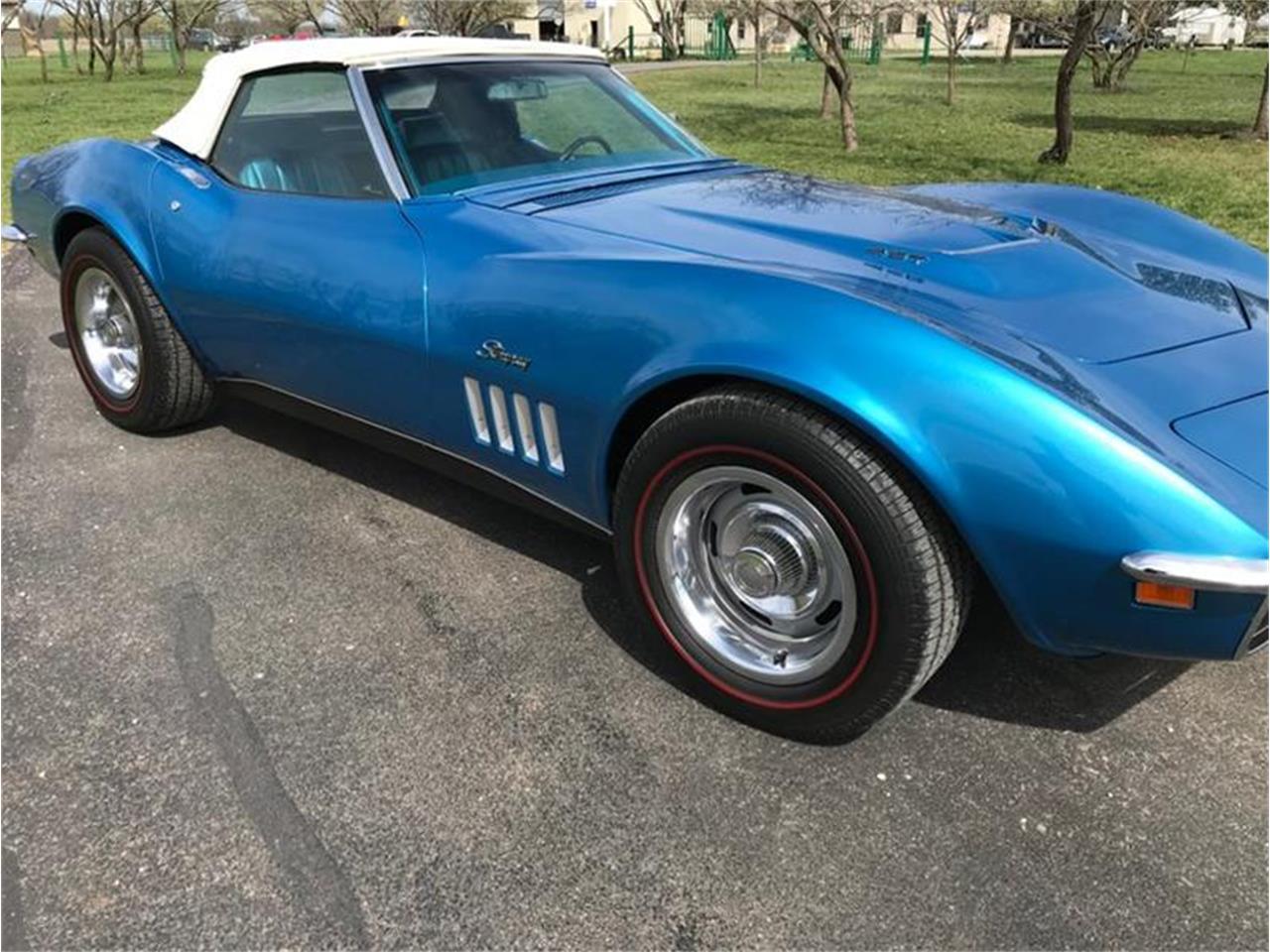 Large Picture of '69 Corvette - PO6F