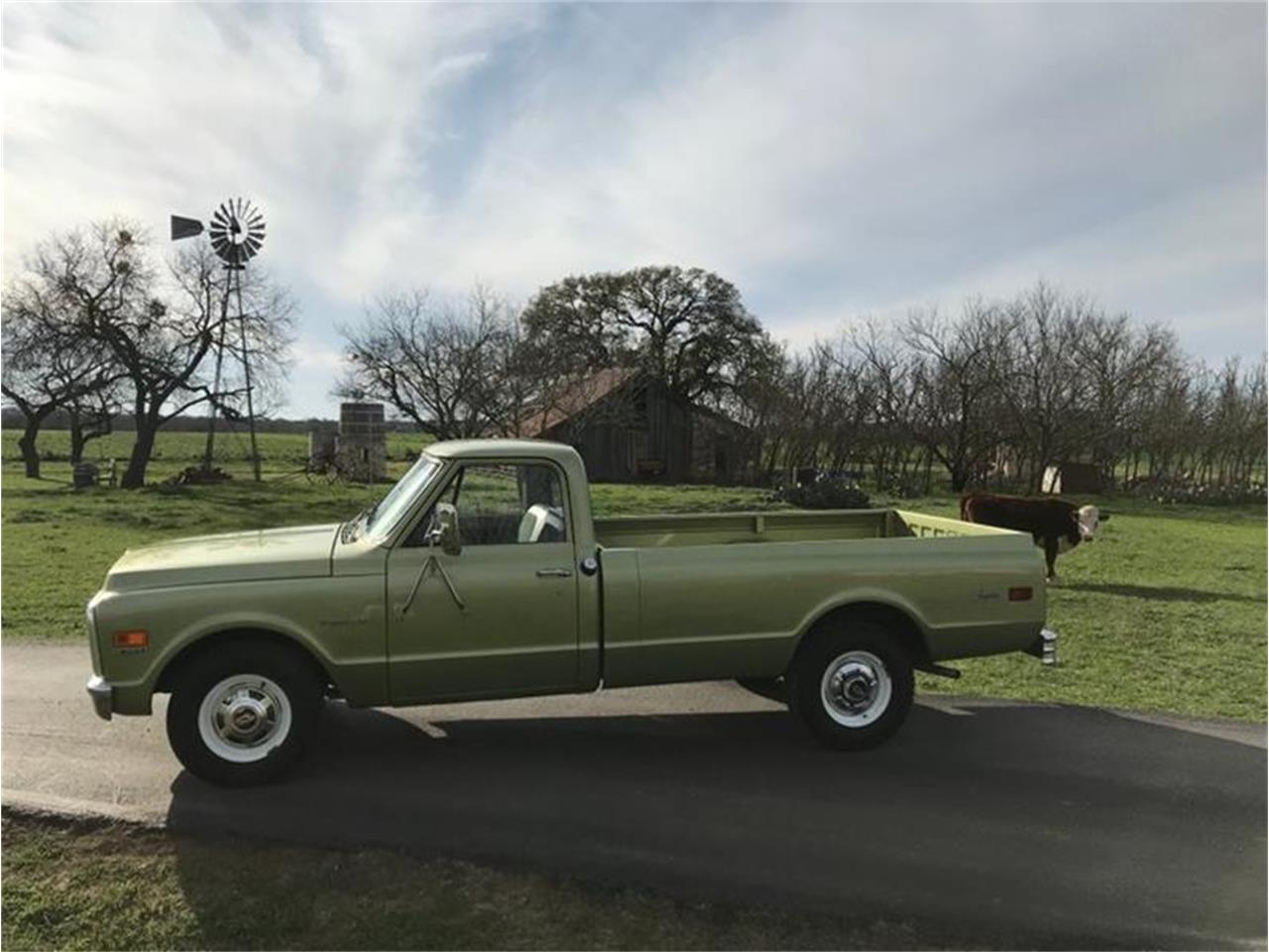 Large Picture of 1971 Chevrolet C/K 20 located in Texas - $26,500.00 - PO6G