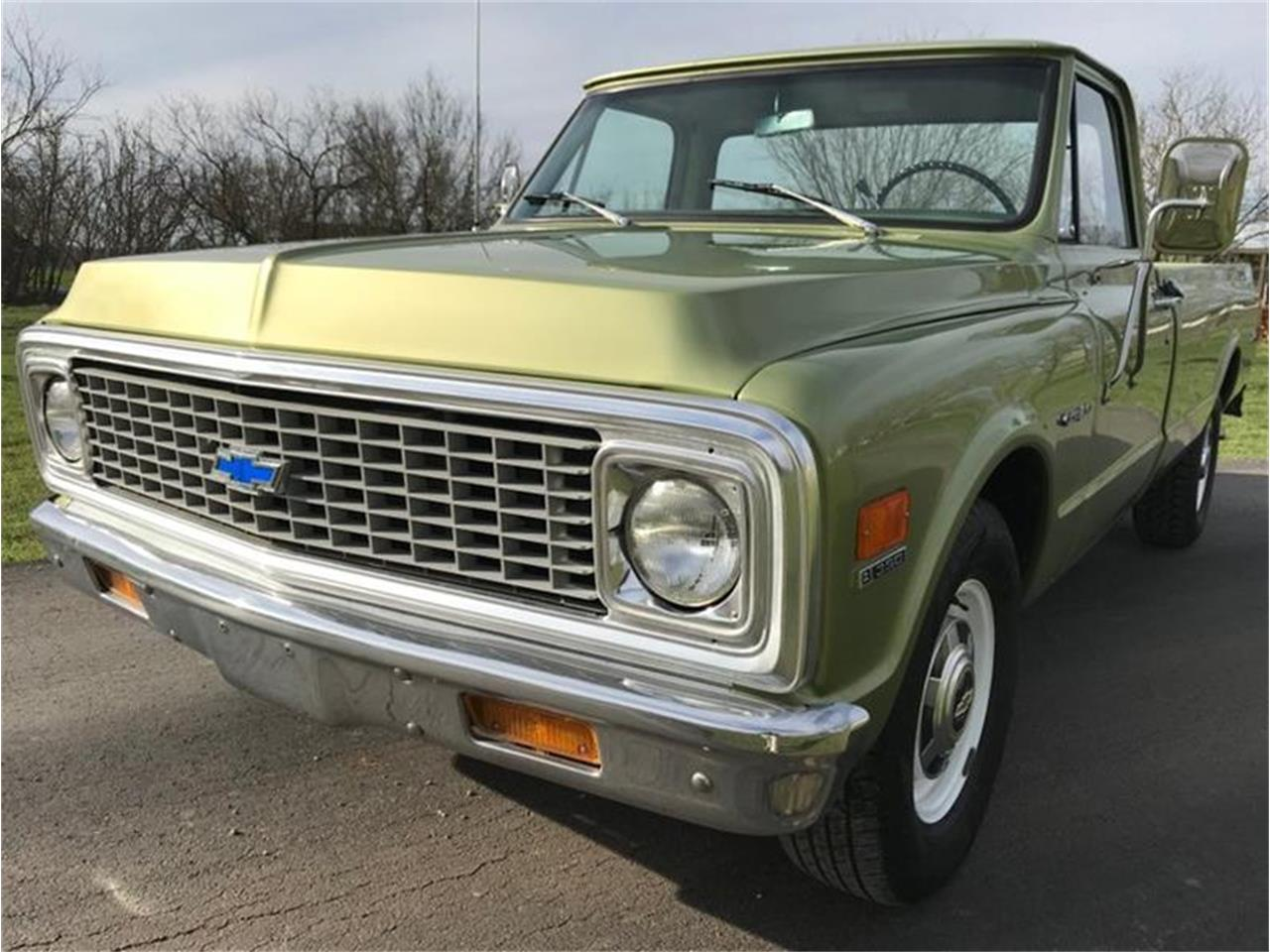 Large Picture of Classic '71 C/K 20 located in Texas - $26,500.00 - PO6G