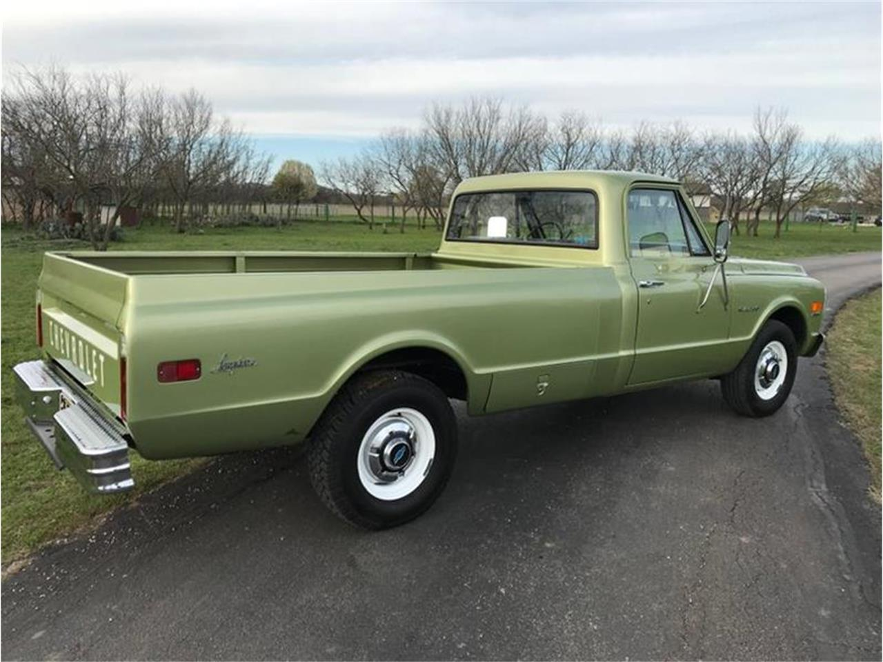 Large Picture of 1971 Chevrolet C/K 20 located in Fredericksburg Texas - PO6G
