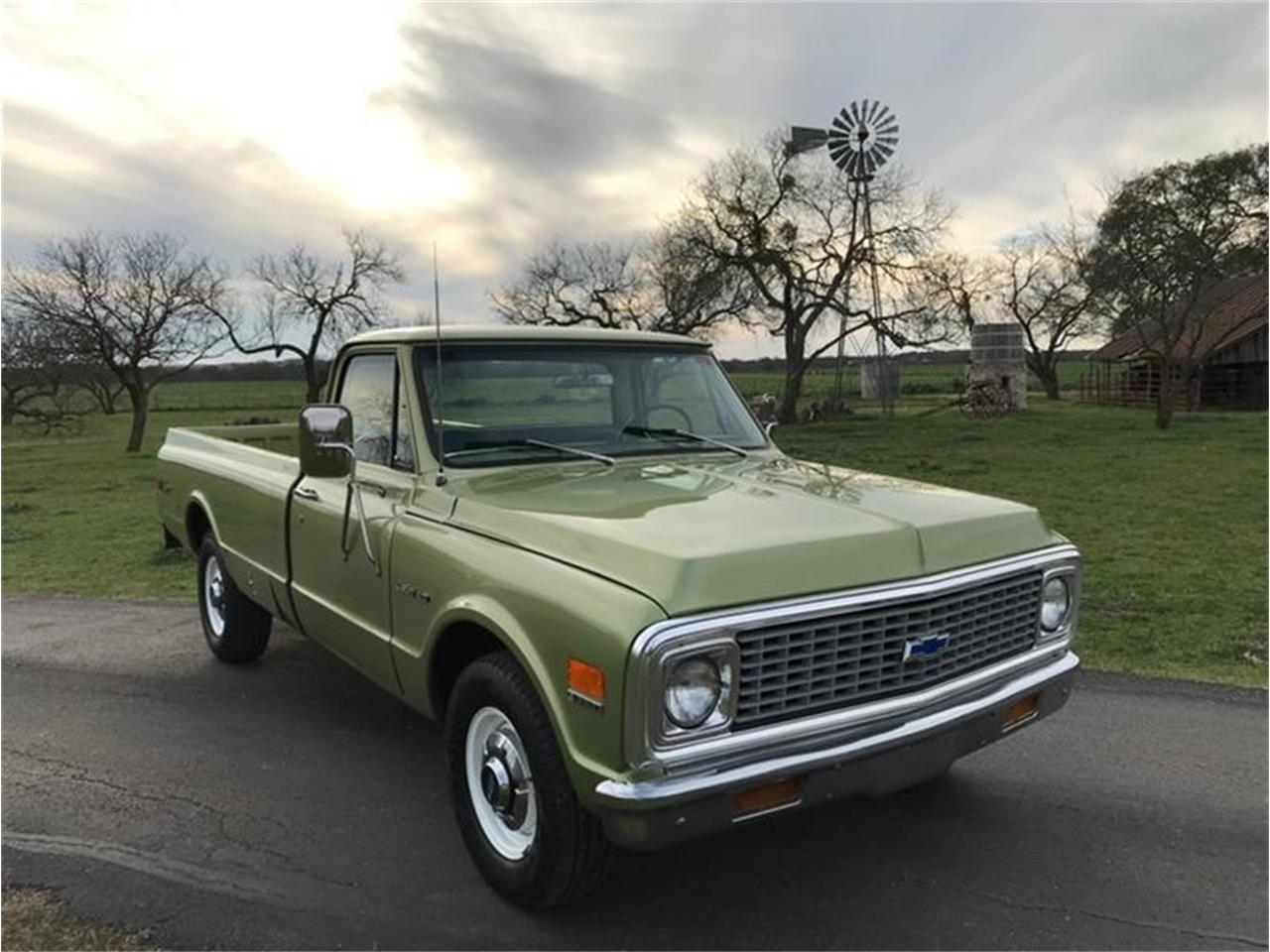 Large Picture of '71 Chevrolet C/K 20 located in Fredericksburg Texas - $26,500.00 Offered by Street Dreams Texas - PO6G