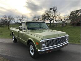Picture of 1971 Chevrolet C/K 20 located in Fredericksburg Texas - PO6G