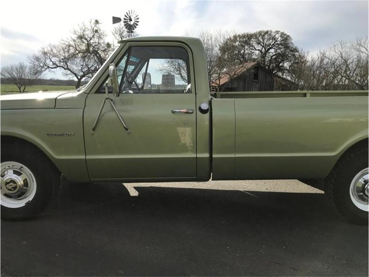 Large Picture of 1971 Chevrolet C/K 20 - PO6G