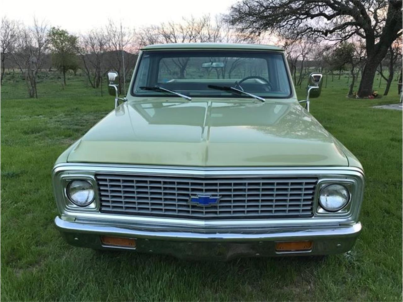 Large Picture of Classic '71 Chevrolet C/K 20 located in Texas - $26,500.00 Offered by Street Dreams Texas - PO6G