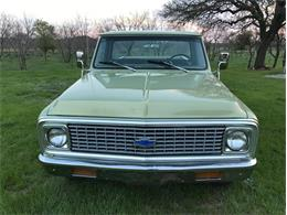 Picture of Classic 1971 Chevrolet C/K 20 - $26,500.00 Offered by Street Dreams Texas - PO6G