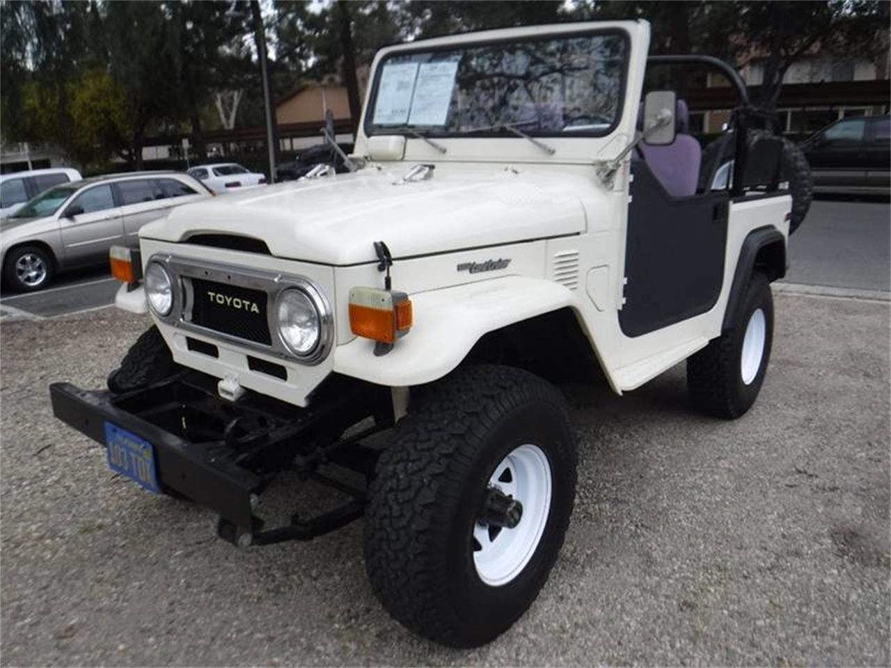 Large Picture of '77 Land Cruiser FJ located in California - PO7H