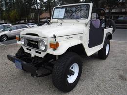 Picture of '77 Land Cruiser FJ located in Thousand Oaks California Offered by Allen Motors, Inc. - PO7H