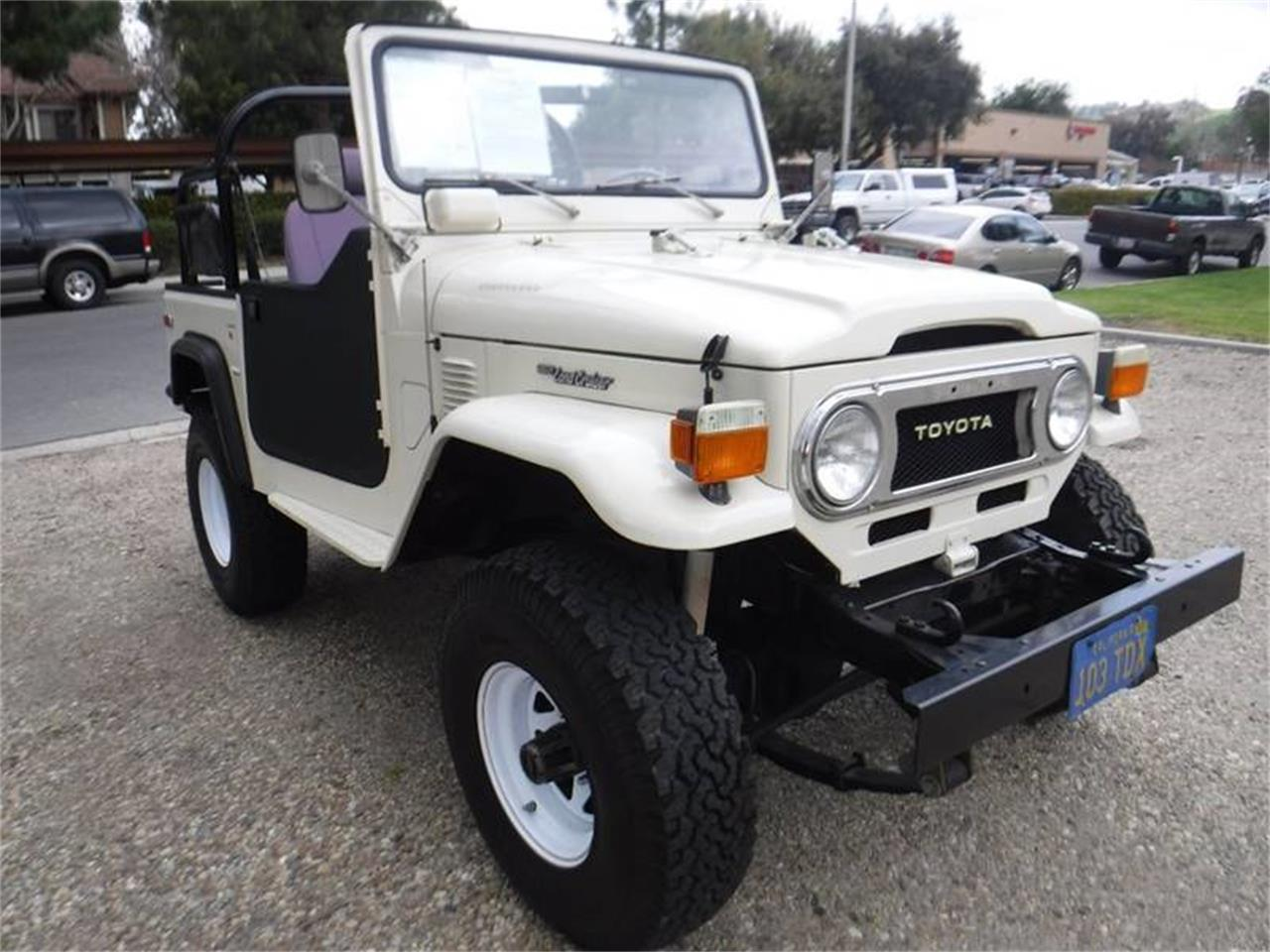 Large Picture of 1977 Toyota Land Cruiser FJ - $23,995.00 - PO7H