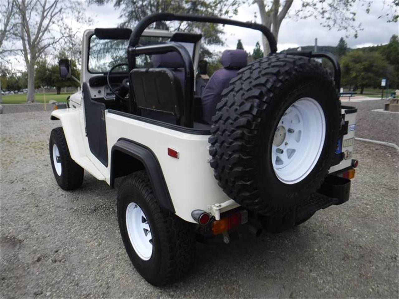 Large Picture of 1977 Toyota Land Cruiser FJ located in California - $23,995.00 Offered by Allen Motors, Inc. - PO7H