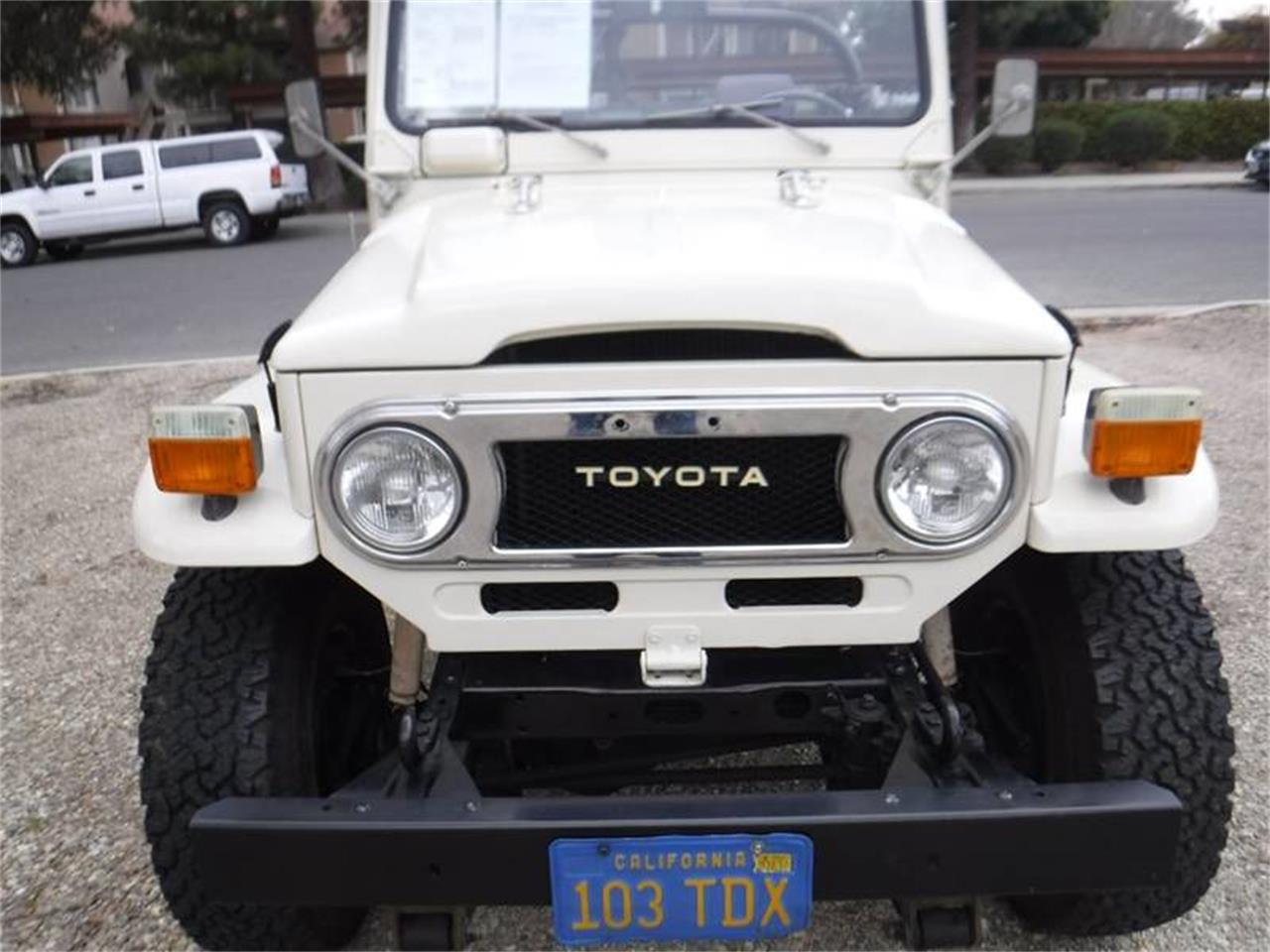 Large Picture of '77 Land Cruiser FJ - PO7H