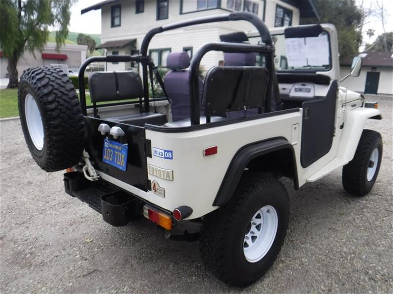 Large Picture of 1977 Toyota Land Cruiser FJ - PO7H