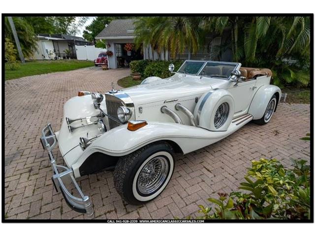 Picture of 1981 Excalibur Series IV Phaeton located in Florida - $39,500.00 Offered by  - PO82
