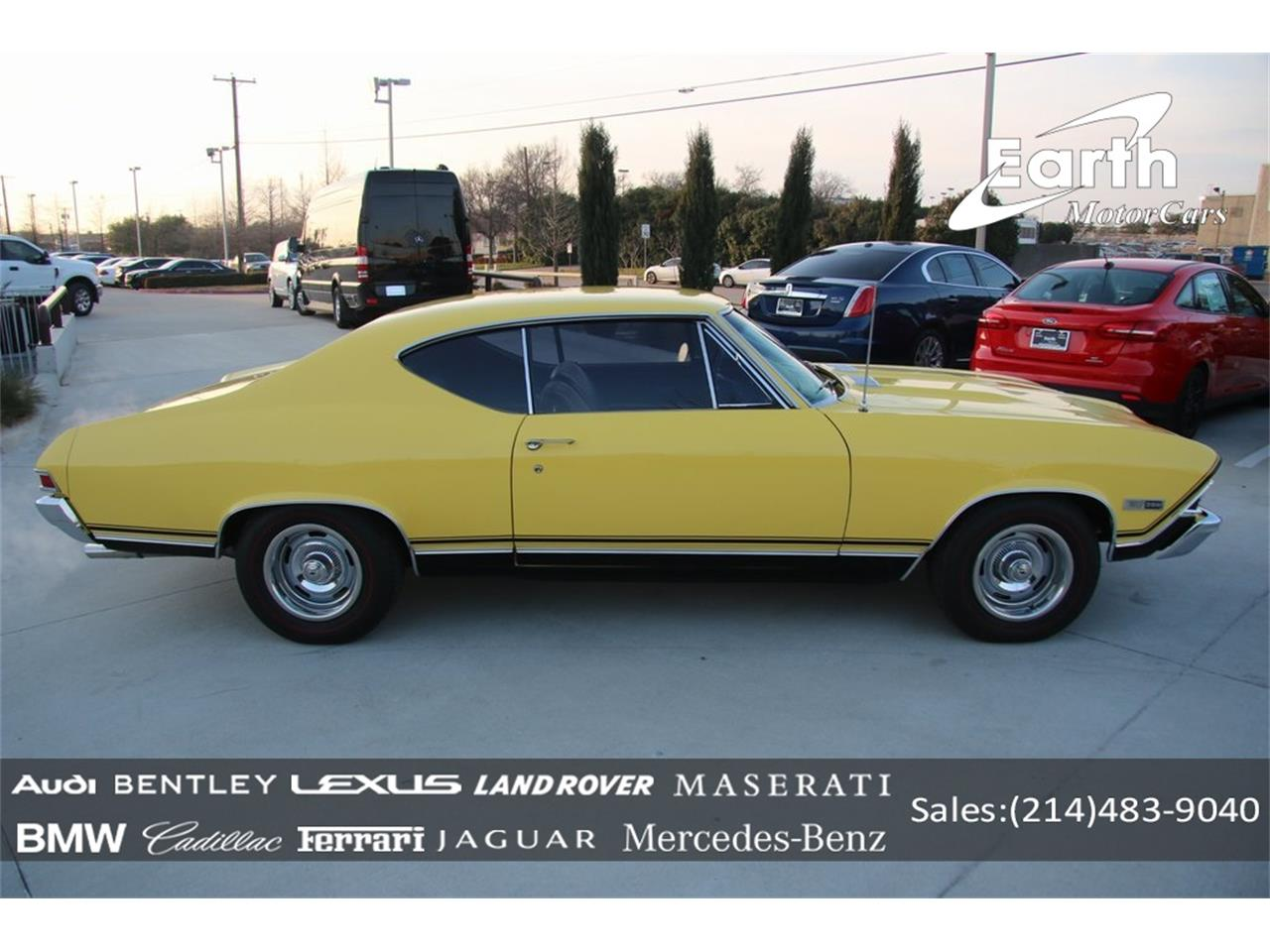 Large Picture of Classic 1968 Chevrolet Chevelle SS located in Texas - PO89