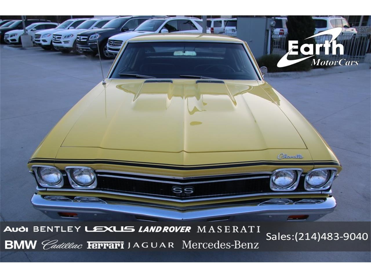 Large Picture of 1968 Chevelle SS Offered by Earth Motorcars - PO89