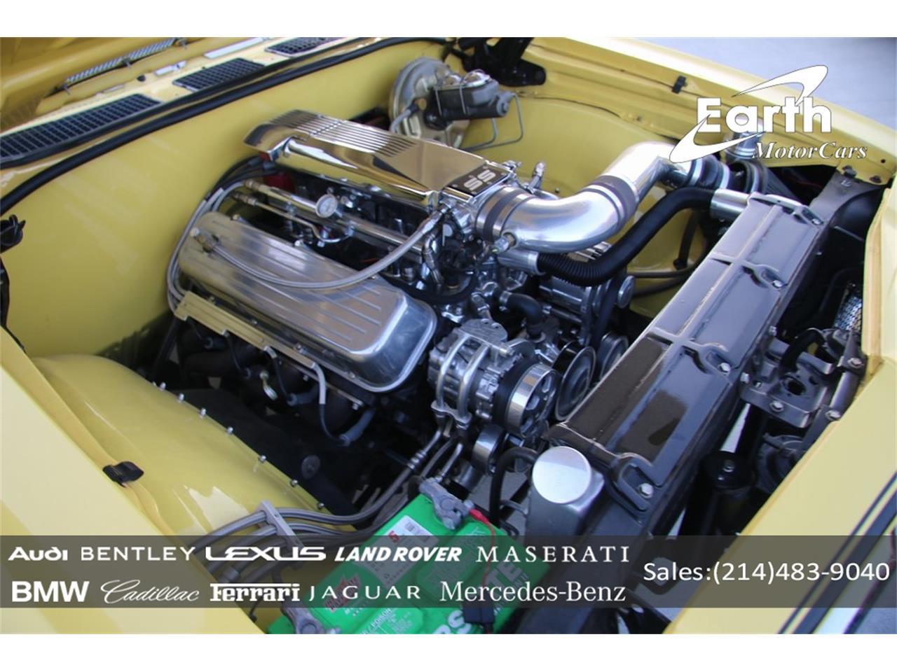 Large Picture of '68 Chevelle SS Offered by Earth Motorcars - PO89
