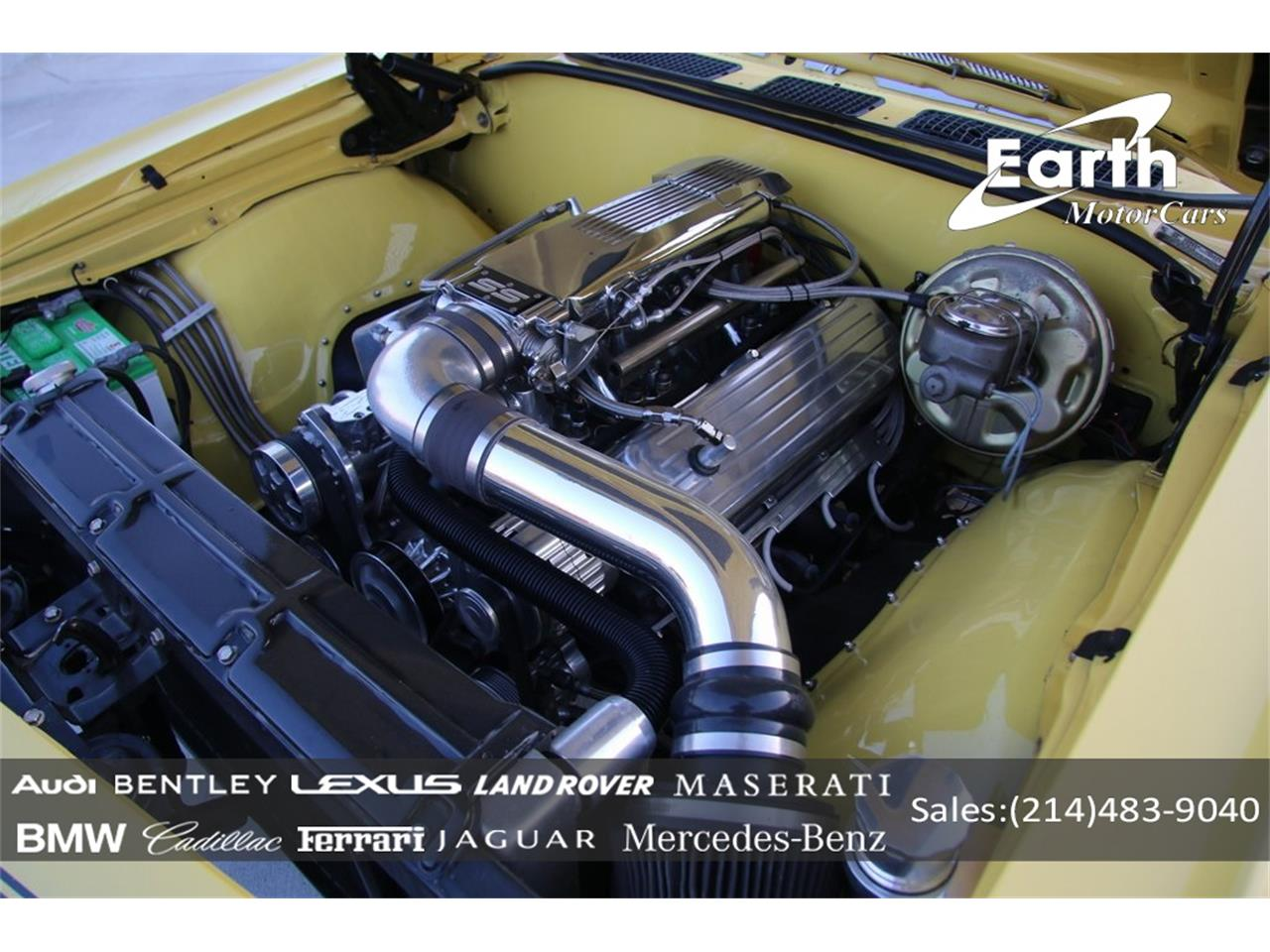 Large Picture of 1968 Chevrolet Chevelle SS Offered by Earth Motorcars - PO89
