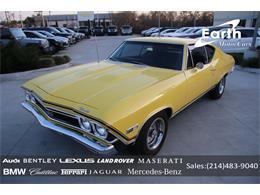 Picture of Classic 1968 Chevelle SS located in Carrollton Texas - $57,990.00 - PO89