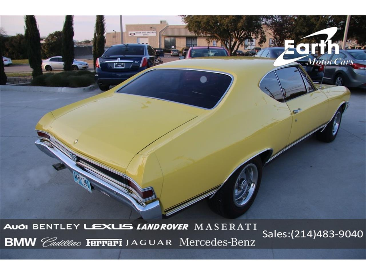 Large Picture of '68 Chevelle SS located in Carrollton Texas - $57,990.00 Offered by Earth Motorcars - PO89