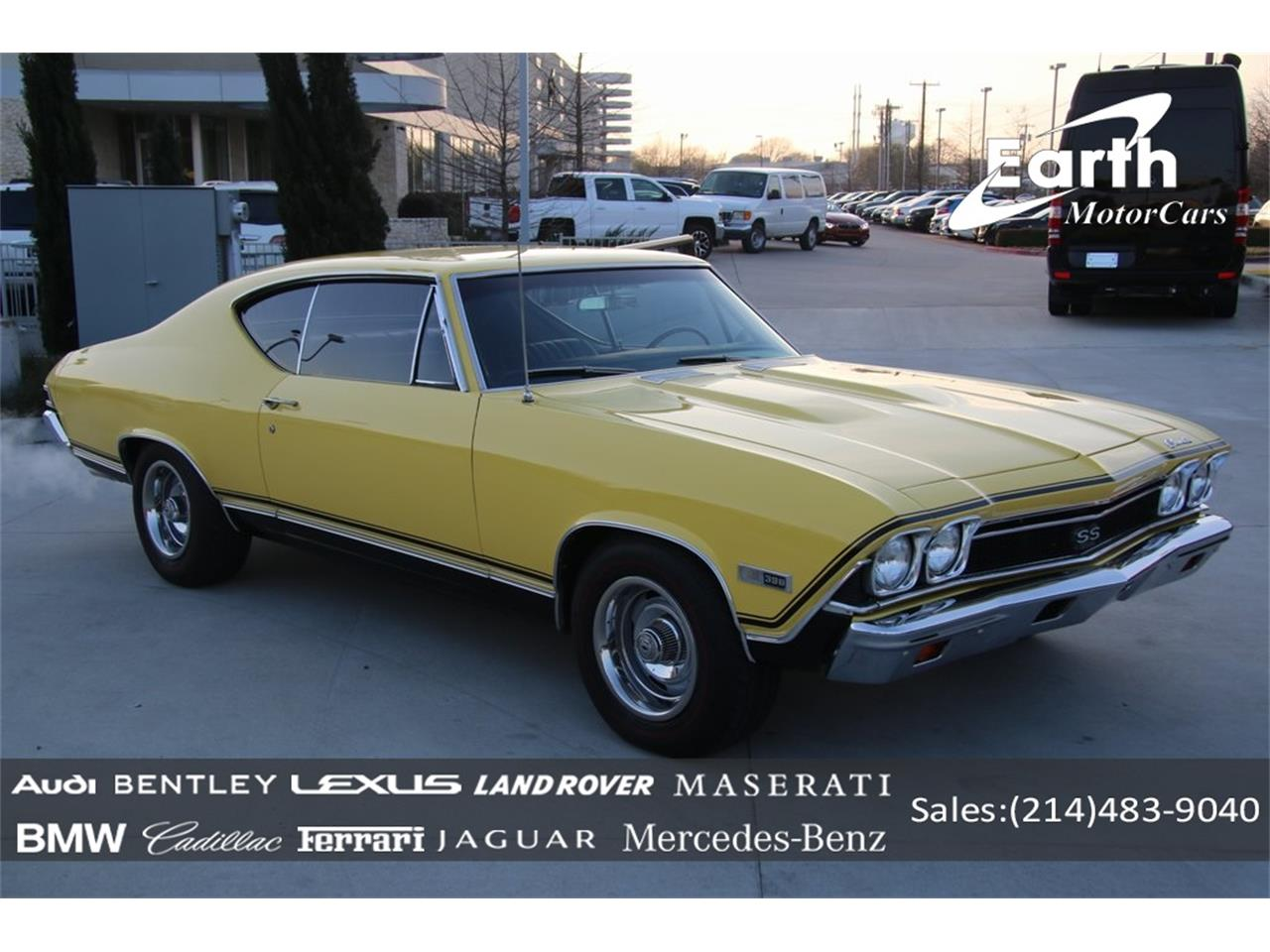 Large Picture of Classic '68 Chevelle SS located in Texas - $57,990.00 - PO89
