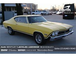 Picture of 1968 Chevrolet Chevelle SS located in Carrollton Texas Offered by Earth Motorcars - PO89