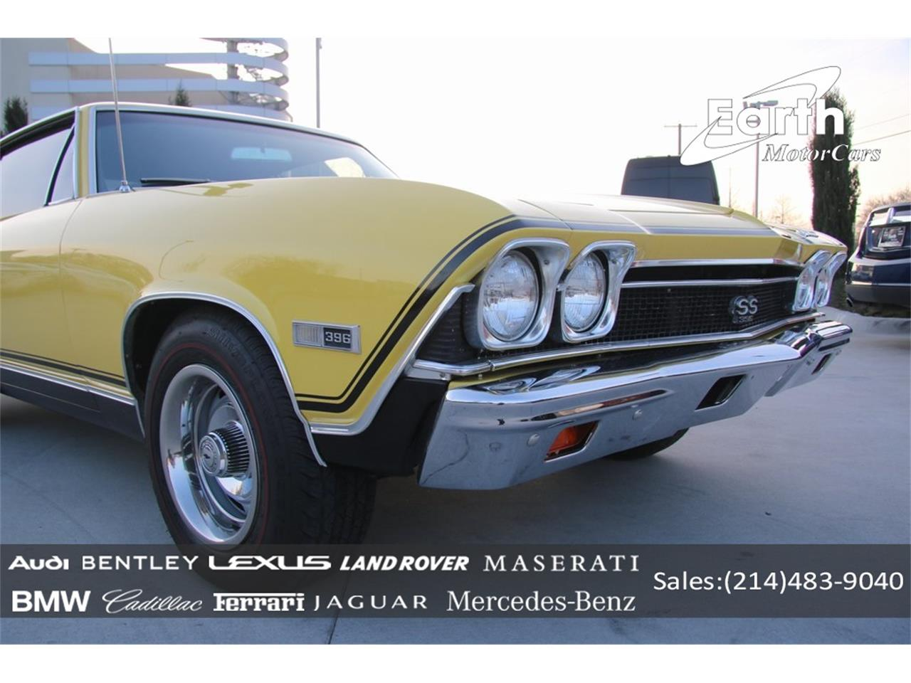 Large Picture of '68 Chevelle SS located in Texas - PO89