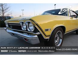 Picture of Classic 1968 Chevrolet Chevelle SS located in Carrollton Texas Offered by Earth Motorcars - PO89
