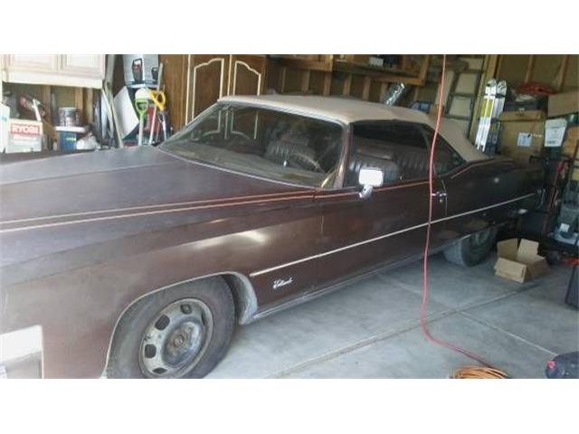 Picture of '73 Eldorado - PO8B