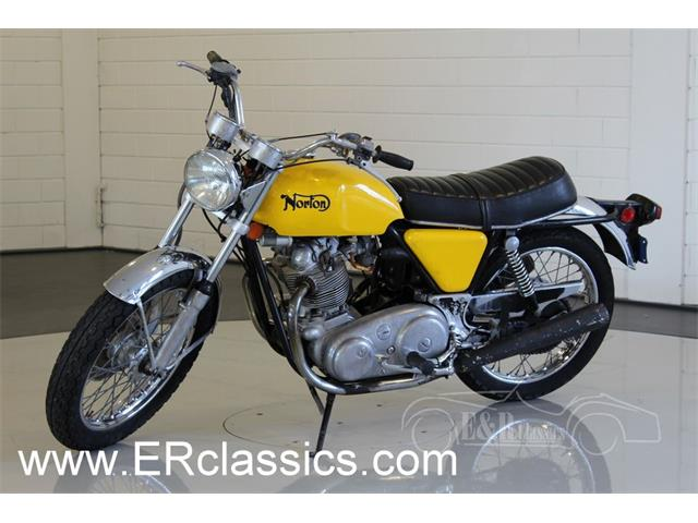 1972 Norton Commando