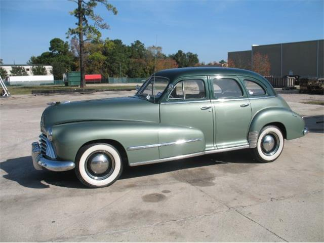 Picture of Classic '48 Oldsmobile 66 located in Cadillac Michigan Offered by  - PO8K