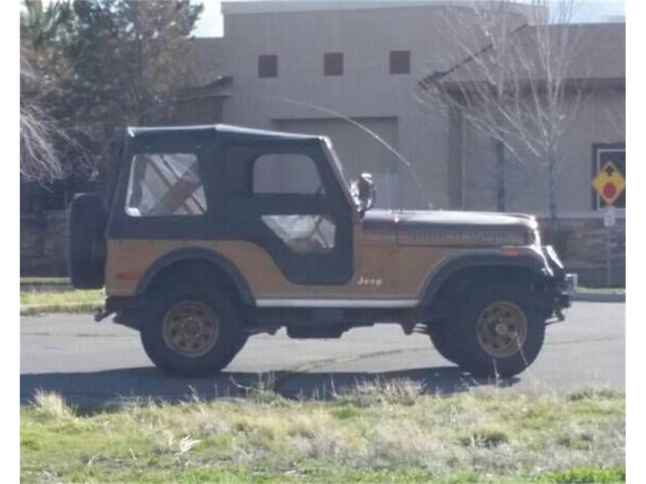 Large Picture of '79 CJ - PO8S