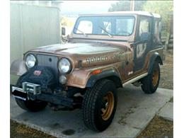 Picture of '79 CJ - PO8S