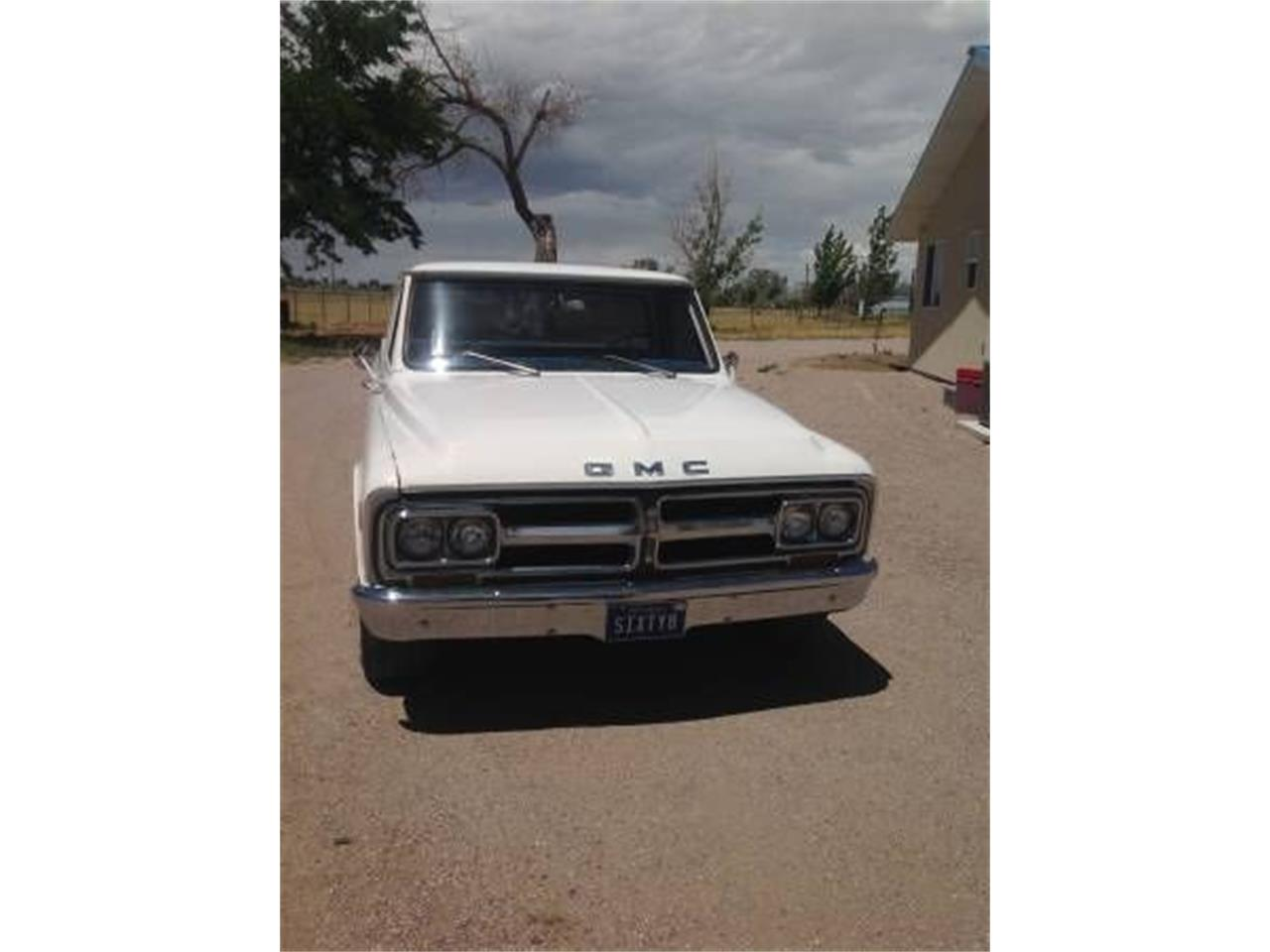 Large Picture of '68 Pickup - PO8W