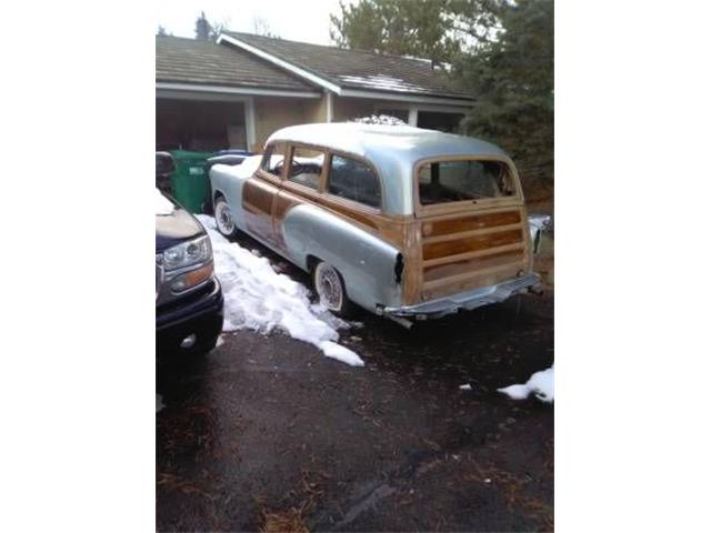 Picture of '53 Wagon - PO8X