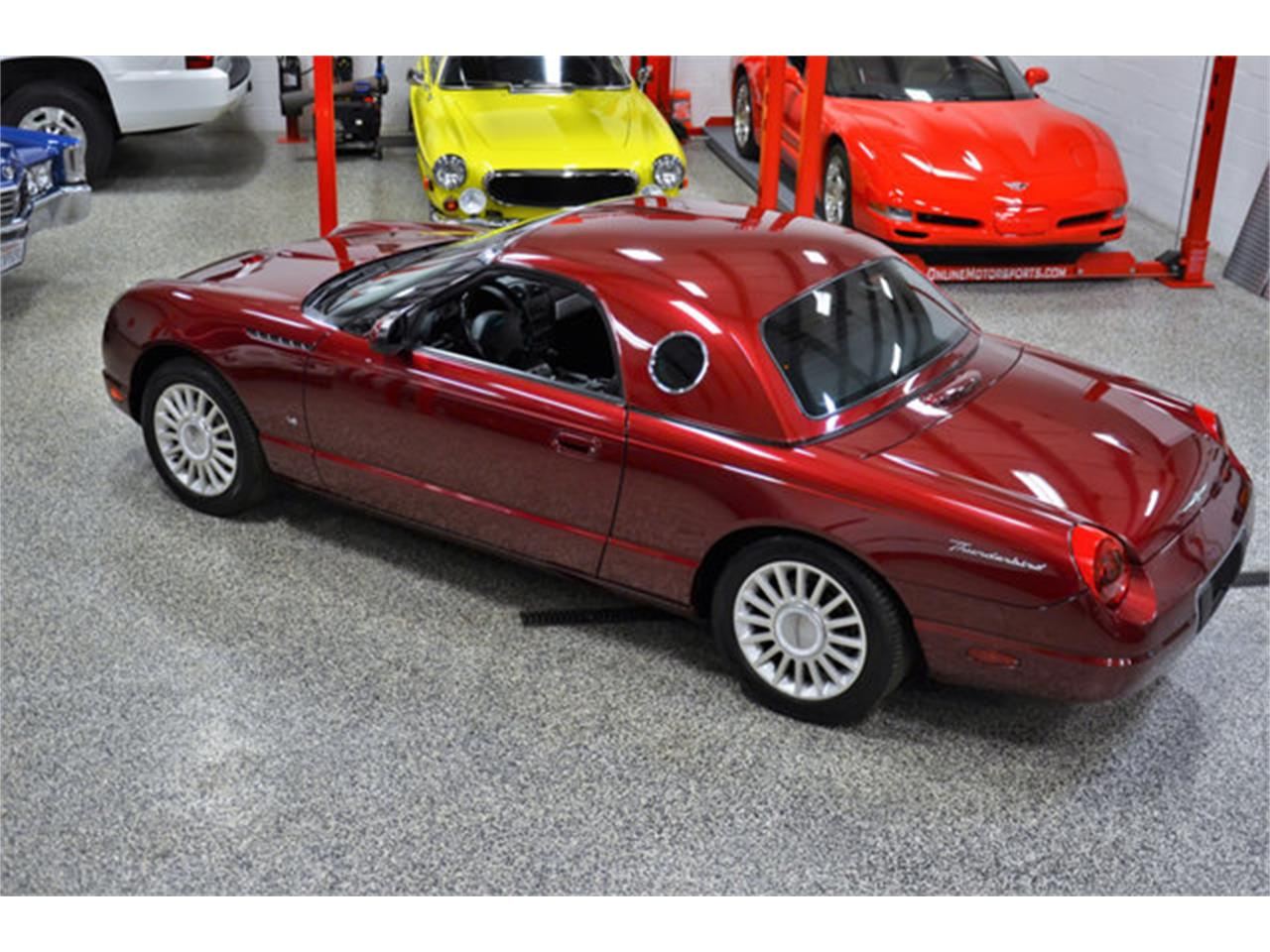 Large Picture of '04 Thunderbird - PO95