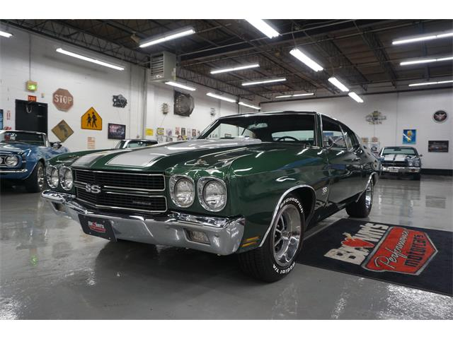 Picture of '70 Chevrolet Chevelle located in Glen Burnie Maryland - $38,900.00 - PO9A