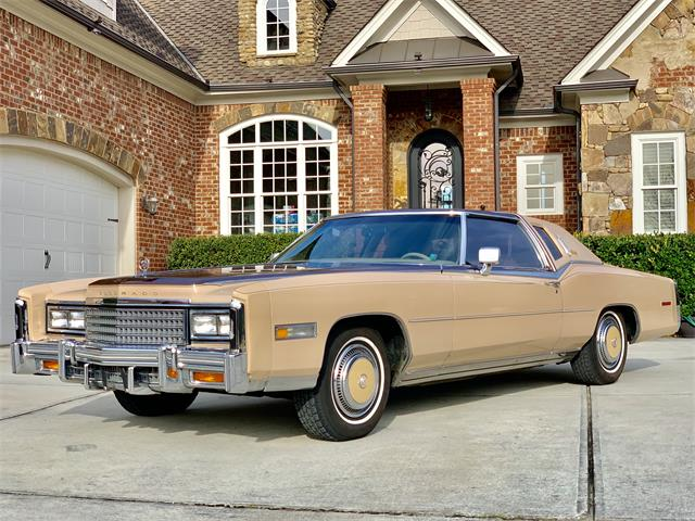 Picture of '78 Cadillac Eldorado Biarritz located in Georgia - $31,000.00 Offered by a Private Seller - PO9G