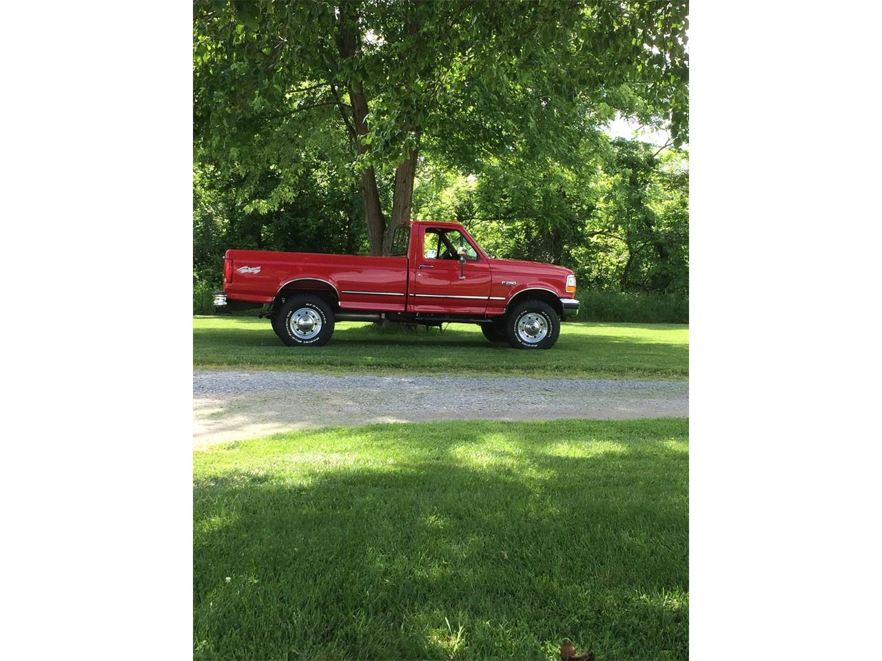 Large Picture of '97 F250 - PO9Q