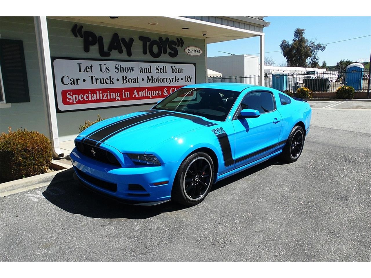 For sale 2013 ford mustang in redlands california
