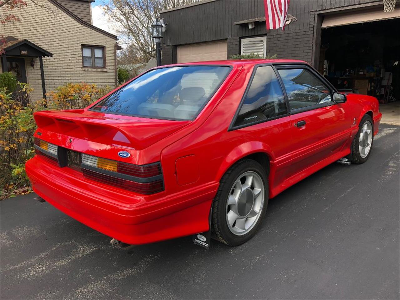 Large Picture of '93 Mustang Cobra - POA0