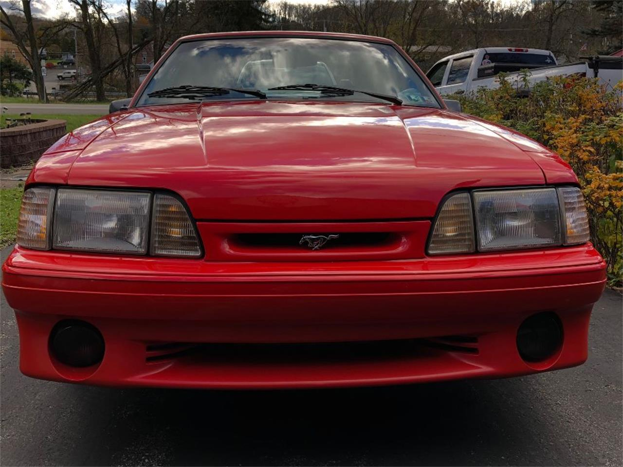 Large Picture of '93 Mustang Cobra located in Latrobe Pennsylvania - $22,900.00 Offered by a Private Seller - POA0
