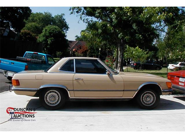 Picture of 1973 450SL located in Allen Texas Auction Vehicle - PI9S