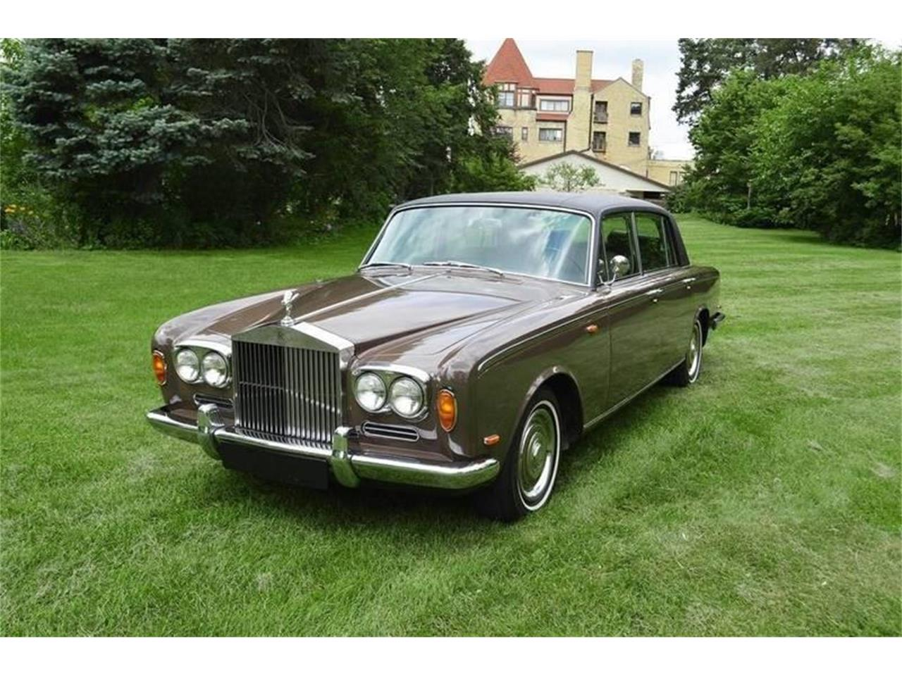 Large Picture of '69 Silver Shadow - POEF