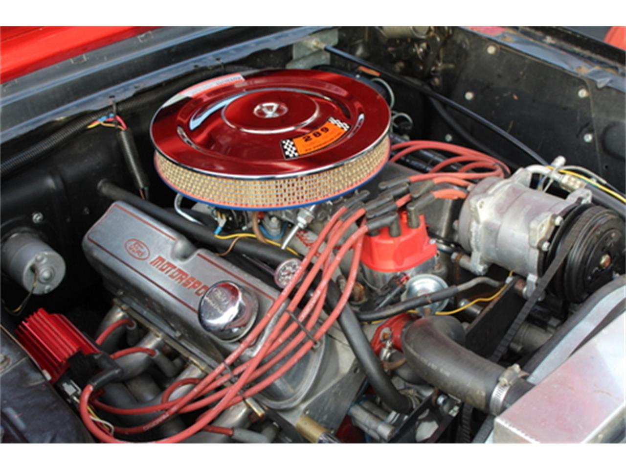 Large Picture of '66 Mustang - PITW