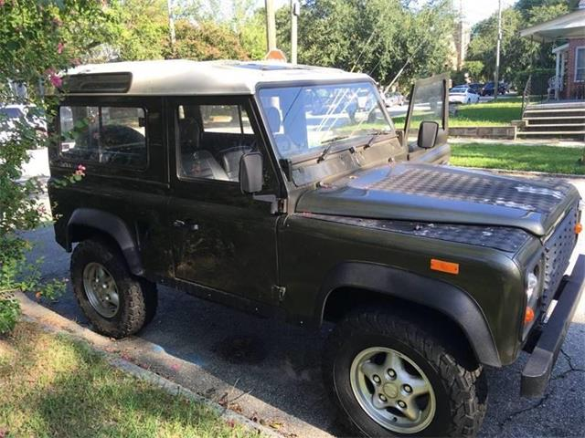 Picture of '87 Defender - POEW