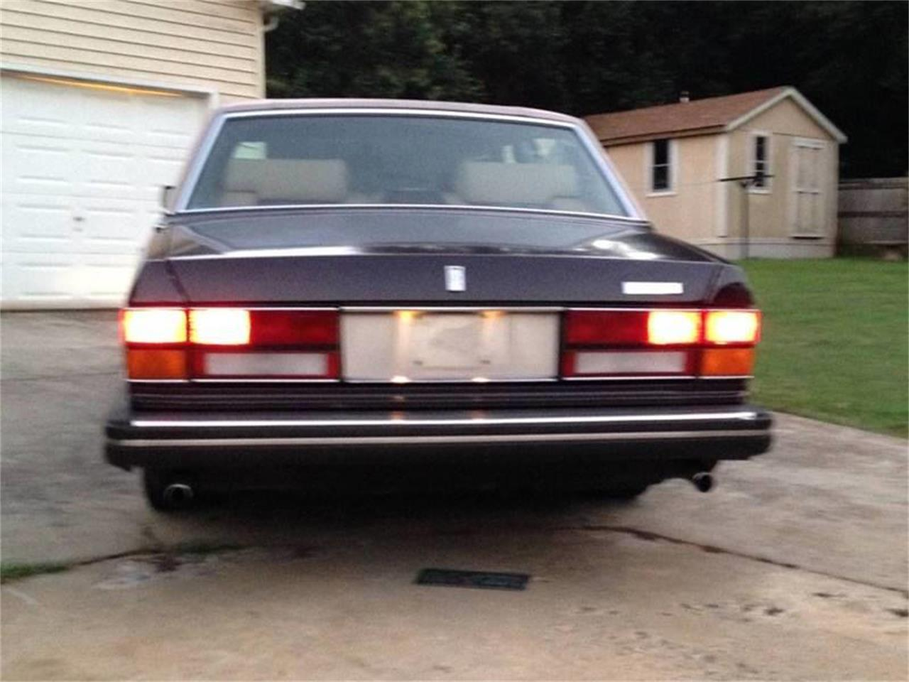 Large Picture of '87 Silver Spur - POEX