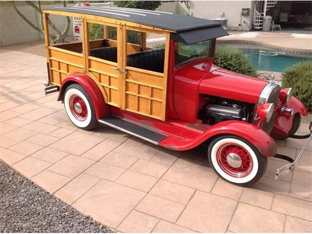 Picture of '29 Woody Wagon - POFA