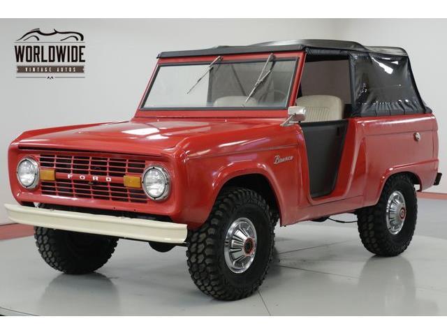 Picture of '69 Bronco - POFO