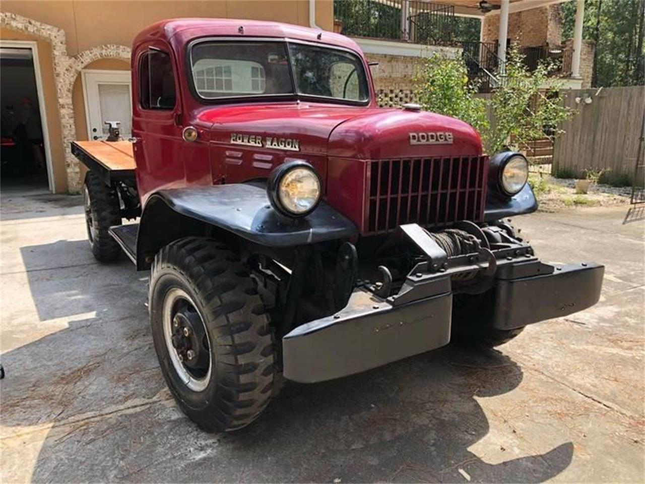 Large Picture of '48 Power Wagon - POH1