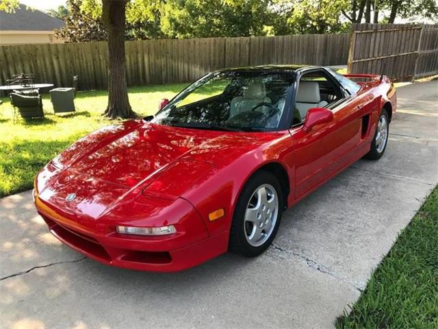Picture of '91 NSX - POHJ
